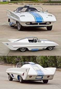 1957 Simca One Roadster