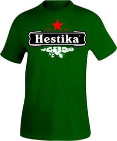 "Hestika! Greek t-shirt.Translation: ""I don't give a shit"".............I got one too."