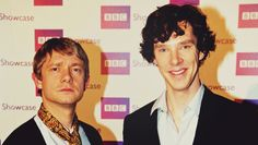 just before the first airing of Sherlock.  Babybatch and babymartin <3<3,3
