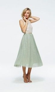 Paper Crown Pier Skirt