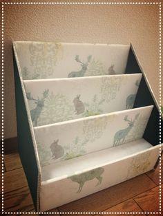 Shoe Box Organizer, Karten Display, Diy Toys, Homemade Gifts, Diy And Crafts, Decorative Boxes, Organization, Cool Stuff, Storage