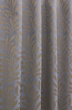 Ezio Cornflower £15 Per Metre · Curtain MaterialCurtains