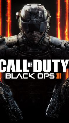 This is Call of Duty Black Ops 3