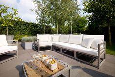 Tuinmeubelen - Outdoor Furniture - Garden +++ Lounge Fabri from LIFE