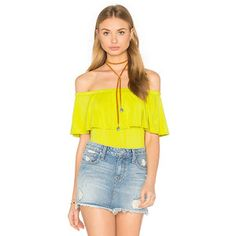 NYTT Yan Off The Shoulder Top