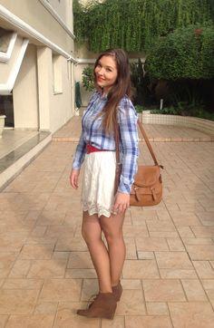 Shirt + Skirt - Charme de Irmãs