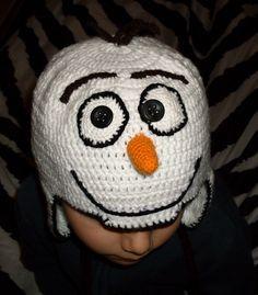 Čepička háčkovaná Olaf Olaf, Crochet Hats, Beanie, Fashion, Knitting Hats, Moda, Beanies, Fasion, Trendy Fashion