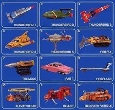Thunderbirds are go Joe 90, Thunderbird 1, Thunderbirds Are Go, Cartoon Tv, Retro Toys, Great Tv Shows, Old Tv, Classic Tv, Best Tv