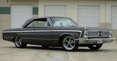 Spectacular 1965 Plymouth Fury II VIP 440 Custom