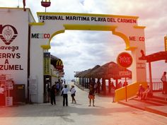 México. Playa del Carmen