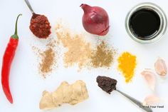 Kruidenmix voor nasi goreng zonder pakjes en zakjes