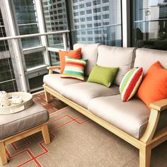 Custom made cushions for outdoors Outdoor Sofa, Outdoor Furniture, Outdoor Decor, Custom Cushions, Window Coverings, Custom Made, Upholstery, Outdoors, Home Decor