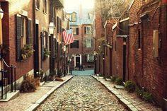 Beacon Hill | Boston, EUA