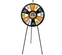 Get more attention at your next trade show with an exciting trade show prize wheel. This display adds excitement to your trade show booth. Game Expo, Prize Wheel, Trade Show Giveaways, Promotional Giveaways, Show Booth, Thing 1, Different Games, Win Prizes, Stick Figures