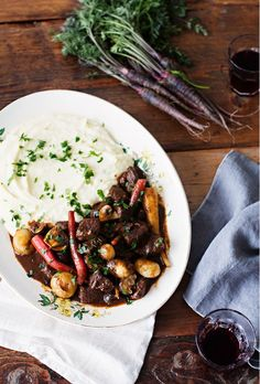 The Most Important Recipes You Should Master by Age 30 via @mydomaine Beef Bourguignon