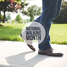 It's National Walking Month celebrate by going out on a nice walk! #LoveLearnPlay #nationalwalkingmonth #walking #goodweatherforit