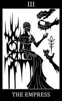 03 - The Empress - Annalise Queen of the Vileblood by SunnyClockwork