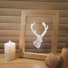 Source Creative 3D Acrylic Frame Night Lamp Northern Europe Decorative Wood Frame LED Night Light on m.alibaba.com Lampe 3d, Lampe Tube, Table Lamp Wood, Wooden Lamp, 3d Laser Printer, Foto 3d, Gravure Laser, Laser Cutter Ideas, 3d Cnc