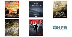 4 Free Kindle Books And 1 Bargain Kindle Book 09/23/14, Morning