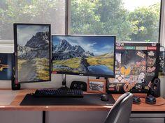 My recently upgraded setup