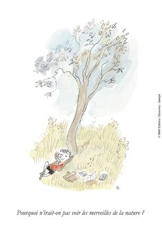 C'est le printemps / Le petit Nicolas