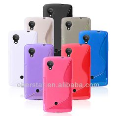 Cases For LG Nexus 5  1.100% perfect fit  2.High quality material  3.S line design  4.Excellent protection