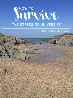 How to survive the stress of university
