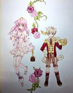 Neko to watashi no kinyoubi ( My magic fridays) Read Anime Manga, Anime Art, Drawing Poses, Manga Drawing, Manga Artist, Manga Games, I Love Anime, Magical Girl, Shoujo
