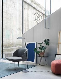 OSLO - Modern Scandinavian Design Sofa – Chair by Muuto - Muuto