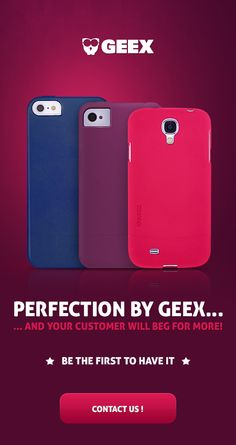 Oustanding. Complex. Durable by Geex! #iphone #case #covers #samsung #launch #brand #chromatic #collection #geex