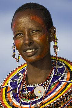 Darrel Gulin Photography | Gallery | Masai Tribe I
