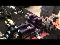 World's largest LEGO contraption - It's really amazing how large this is and the variety of mechanisms in it Modern Family Season 3, Lego Engineering, Canary Cage, Rube Goldberg Machine, Live Animals, Lego Creations, Legos, Worlds Largest, Awesome