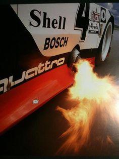 flaming quattro 80