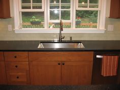 Artisan Double-Bowl 16 Gauge Stainless Steel Kitchen Sink ...