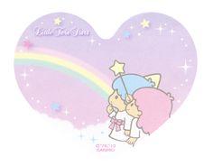 Kawaii memo paper - Little Twins Stars - Sanrio
