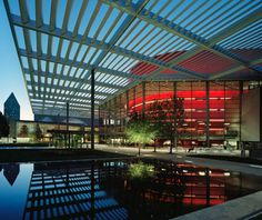 Winspear Opera House, Dallas - Architects foster + partners   www.fountainsdallas.com