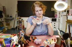 Saara's Dollhouse - Saaran nukkekoti Dolls, Mini, Blog, Decor, Little Cottages, Baby Dolls, Decoration, Puppet, Doll