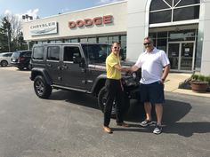 Bill Krahel wanted to get the best of the best in a new Jeep Wrangler. So Sales consultant Robert Howard put him behind the wheel of this Rubicon Recon edition! Now THAT is a rig for trails and fun! Thank you, Bill, for seeing us and for your business! http://www.zimmermotors.com/staff.aspx