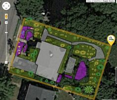Map your wildlife habitat
