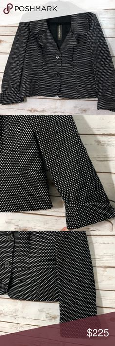 Bnwt John Lewis /& Co Chalk Striped Blazer In Navy All Sizes! RRP £225!