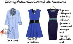 How to Work with Your Contrast - Medium Contrast