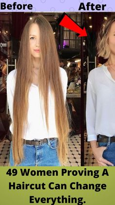 49 #Women Proving A #Haircut Can Change #Everything.