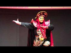 Bian Lian (变脸) - El teatro de máscaras chino  China Masks Theatre