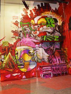 """PARIS HIP HOP """"Face au Mur"""" Homepage sur TELERAMA.fr 25 Juin 2015 (Homepage) (Cliquez sur l'image pour lire l'article)"""