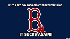 Poems why the red sox suck