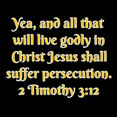 Acts Bible, 2 Timothy, Persecution, Jesus Christ, Company Logo, God, Dios, Allah, The Lord