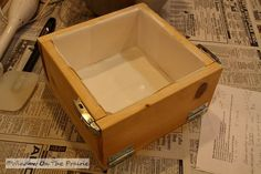 Great soap making tutorial by Window on the Prairie