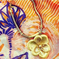 The Bloom Necklace #spring2015