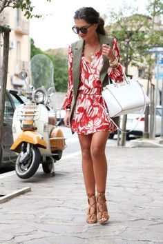 9 Sweet and Hot Dresses To Put On This Summer