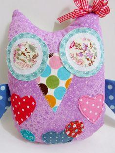 my owl in etsy